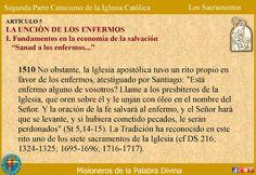 MISIONEROS DE LA PALABRA DIVINA: CATEQUESIS SOBRE LOS SACRAMENTOS - PENITENCIA Y RE...