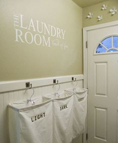 40 Small Laundry Room Ideas and Designs 2018 Laundry room decor Small laundry room organization Laundry closet ideas Laundry room storage Stackable washer dryer laundry room Small laundry room makeover A Budget Sink Load Clothes Laundry Sorter, Laundry Room Organization, Laundry Room Design, Organization Ideas, Storage Ideas, Clothing Organization, Laundry Hamper, Laundry Organizer Diy, Diy Storage