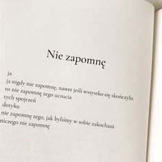 Poezja, cytat, cytaty, wiersz, wiersze, wiersz biały, opis, książka, book, poem, poetry Instagram Accounts, Cards Against Humanity, Photo And Video, Videos, Quotes, Hearts, Life, Poster, Quotations
