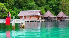 Tak perlu jauh-jauh  liburan ke Maldives atau Bora-bora, Indonesia juga memiliki tempat menakjubkan sekelas dengan tempat yang sering disebut sebagai surga dunia Yaitu Pantai Ora di Pulau Seram - Maluku Tengah.  Next Trip Ora Beach Resort, Ambon 25 – 28 Nopember  30 Nopember – 03 Desember  22 – 25 Desember . Price Only Rp 3,395,000/pax  Meeting Point : Bandara Pattimura airport (Ambon) . . http://bit.ly/OpenTripOraBeachResort_Ambon  Info 082213546018