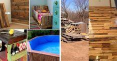 17 projets en bois de palette que vous pouvez créer facilement
