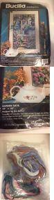 Needlepoint Kits 3109: Bucilla Garden Gate Needlepoint Kit 1992 Floral Hydrangea Lilac 4662 10X16 -> BUY IT NOW ONLY: $32.99 on eBay!