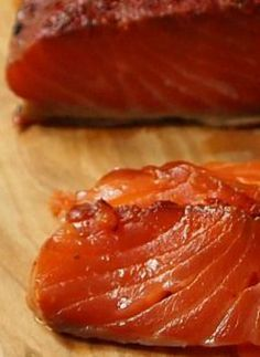 Pastrami style gravlax recipe. Salmon cured with pastrami spices.