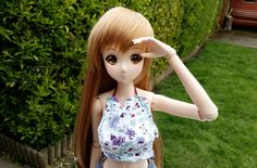Mirai Suenaga Smart Doll by Miraiizm