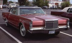 1969 Lincoln Mark III | 1969 Lincoln Continental Mark III | Flickr - Photo Sharing!