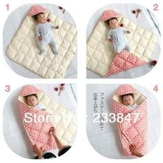 Baby Doll Bed, Baby Nest Bed, Sevira Kids, Shabby Chic Quilts, Baby Barn, Baby Sheets, Diy Bebe, Baby Cocoon, Baby Sewing Projects