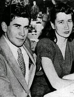 William Heirens and his girlfriend his mother had told him sex was dirty and he was unable to carry out the sexual act although he found he liked to dress in girls clothes.