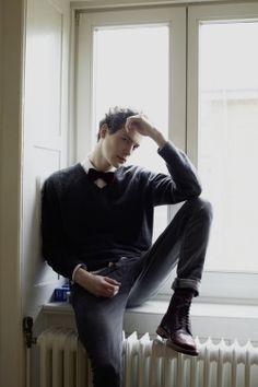 Nick Heymann by Veronika Faustmann