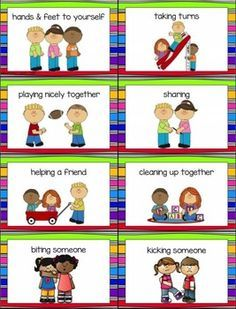 Fathers Day Crafts Discover Building a Classroom Community Help students think of ways to be a friend - this packet teaches all about classroom communities Preschool Classroom Rules, Classroom Behavior, Classroom Community, Preschool Worksheets, In Kindergarten, Preschool Activities, Community Helpers Art, Manners Preschool, Printable Worksheets