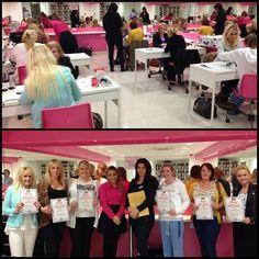 A Recent Hairspray Nail Academy. Nail Courses, Hairspray, Nails, Finger Nails, Ongles, Hair Sprays, Nail, Nail Manicure