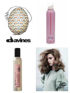 #Davines More Inside - This is Volume Boosting Mousse - Christina Sanchez Hair Design @Davines #hairbrained @Hairbrained.me http://www.christinasanchezhairdesign.com