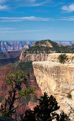 North Rim. Grand Canyon, Arizona.