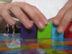 Origami Flexicube Origami Toys, Plastic Cutting Board, Kids, Young Children, Boys, Children, Boy Babies, Child, Kids Part
