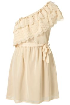 Reminds me of my beautiful sister-in-law's wedding reception dress :) Can't wait for June 16!!! <3