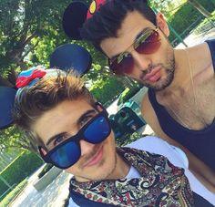 Joey and Daniel