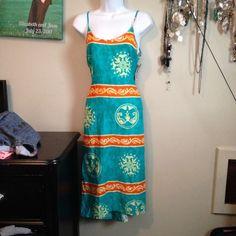 🚨PRICE DROP🚨 summer/beach Aztec dress Light cotton dress Dresses Maxi