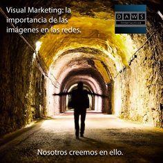 Nosotros creemos en ello #socialmedia #marketing