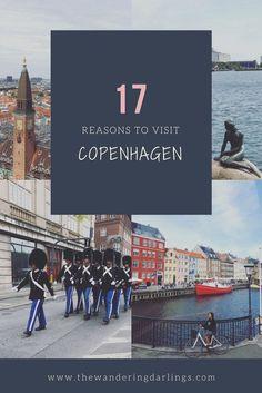 17 Reasons to Visit Copenhagen Denmark. What to do in Copenhagen -thewanderingdarlings