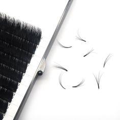 Less glue Quick self fan lash extensions rapid volume lashes Bare Beauty, Beauty Bar, Lash Extension Supplies, Stylist Quotes, Lash Quotes, City Nails, Lash Room, Lashes Logo, House Of Beauty