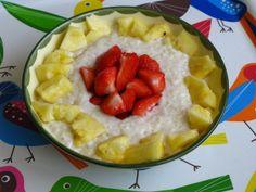 Gourmandises végétariennes: Kokos-Milchreis (vegan)