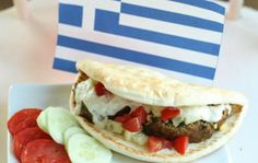 These Healthy Greek Gyros are made with lean ground turkey and spinach, and could easily take up a spot on your family's regular dinner rotation. Check out the recipe here.