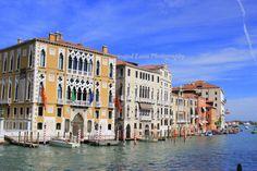 Along the Grand Canal Venice   20 x 30 Fine Art by illuminatedluna on #Etsy, 79.00