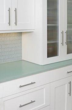 Bio-glass countertop - www.caragreen.com