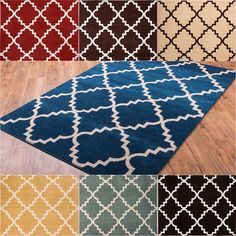 This Product is a bright, trendy collection with a uniquely modern aesthetic. Exciting geometric patterns range in style from subdued transitional to wildly contemporary.