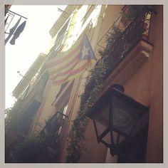 barri de la ribera , barcelona , catalunya