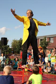 Komt dat zien!! - Circus op de Utrechtse Heuvelrug