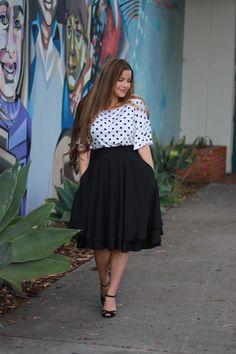 Women S Plus Size Dress Malaysia Modest Casual Outfits, Cute Skirt Outfits, Curvy Outfits, Cute Skirts, Modest Dresses, Plus Size Dresses, Plus Size Outfits, Girl Outfits, Summer Dresses