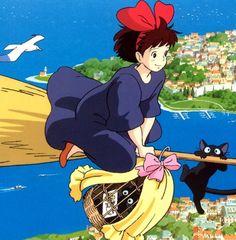 Kiki's Delivery Service #miyazaki #SuperDuperPrincessHeroes #SuperDuperPrincessHeroesFilms