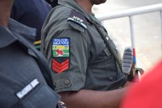The police in Zamfara have confirmed that bandits attacked and killed six persons in the early hours of Wednesday in Badarawa village of Shinkafi Local Government area of Zamfara. The Police Public Relations Officer, Superintendent Mohammed Elderly Man, State Police, Allegedly, North Face Backpack, Public Relations, Police Officer, Police Sergeant, The Help, Ak 47