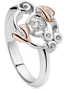 Clogau Ring Origin Silver | C W Sellors Fine Jewellery and Luxury Watches
