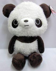 Panda Plush Doll