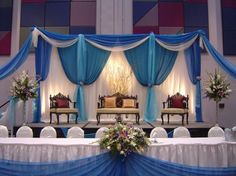 Two Tone Blue and White.  Pittsburgh Bride Talk Wedding Forum
