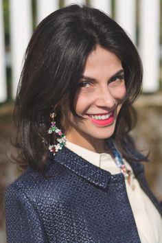 Street Style Zurich – Frühlingshafter Glamour von Ezgi  Frühlingshafter Glamour: Ezgi arbeitet als Kommunikations- und Brand-Managerin bei Lüscher & Partner in Zürich und ist zusätzlich Partnerin und Creative Consultant bei Carmen Cita Jones Jewelry.