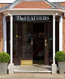 The Feathers Hotel, located in the center of historic Woodstock on the doorstep of Blenheim Palace. Great Places, Places Ive Been, Cotswolds Hotels, Blenheim Palace, Log Fires, Beautiful Hotels, 12th Century, Woodstock, Bed And Breakfast