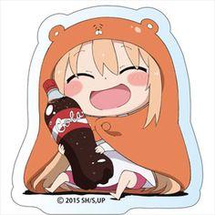 Himouto! Umaru-chan - Acrylic Badge 14Pack BOX