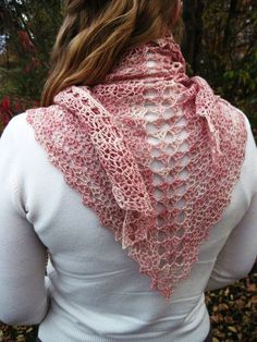 CROCHET PATTERN: Aurelie Shawl. $6.00, via Etsy.