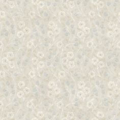 This floral trail design has a timeless style with its cool grey hue. With off-white and beige flowers, this wallpaper has a chic and sophisticated look. Patsy is a pre-pasted, non-woven blend wallpaper. Grey Wallpaper Samples, Grey Floral Wallpaper, Botanical Wallpaper, Wallpaper Roll, Grey And Coral, Beige, Teal Bird, Brewster Wallpaper, Wallpaper Warehouse
