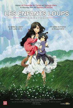 Les Enfants Loups, Ame & Yuki !