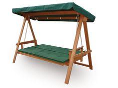 Luxury Gazebo Swing Bed