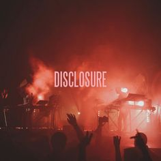 First two people that can confirm they're at navy pier and DM me their number gets two free tickets to disclosure by j.larroc