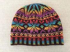 Free Knitting, Knitting Socks, Knitted Hats, Fair Isle Knitting Patterns, Kids Patterns, Hat Patterns, Aran Weight Yarn, Beanie Pattern, Knit Crochet
