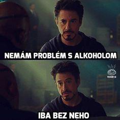 problem s alkoholom