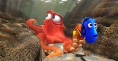 ALLA RICERCA DI DORY recensione in anteprima del film animato Disney/Pixar