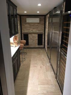 Dark Wood Bathroom, Tile, Home Decor, Mosaics, Decoration Home, Room Decor, Tiles, Home Interior Design, Home Decoration