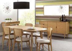 Oslo Oak Sideboard - Furniture