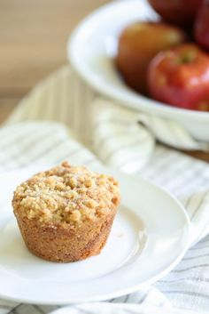 Delicious apple cobbler muffins recipe - the perfect blend of breakfast and dessert!